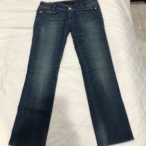 G-Star Raw Denim, size 29 straight leg jeans